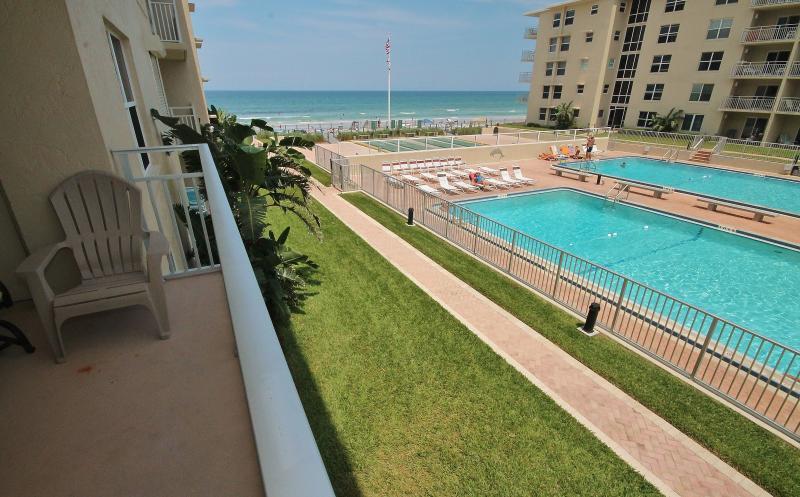 Sea Coast Gardens II 209 - Image 1 - New Smyrna Beach - rentals