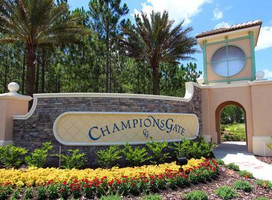 Championsgate Number 1 - Image 1 - Citrus Ridge - rentals