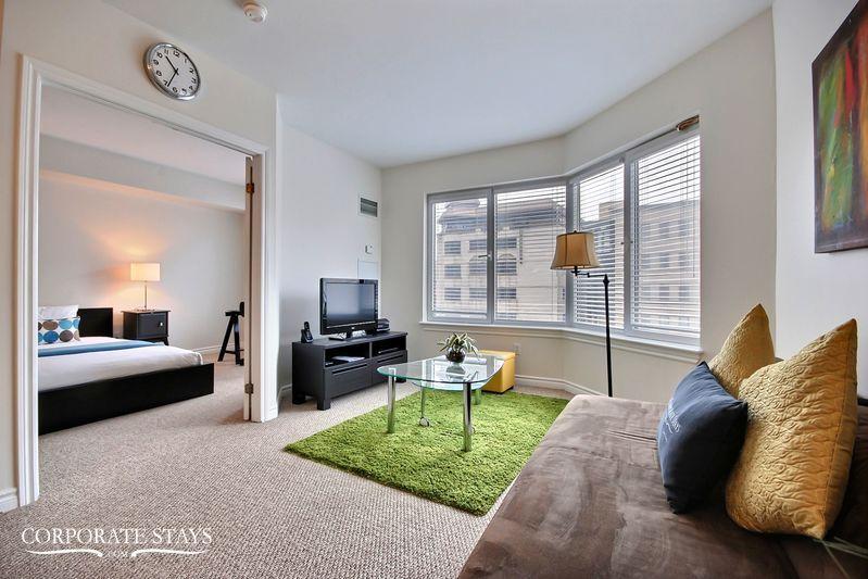Ottawa Nicolo 1BR High-End Apartment - Image 1 - Ottawa - rentals