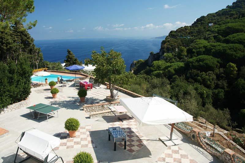 Villa Colonnina - Image 1 - Capri - rentals