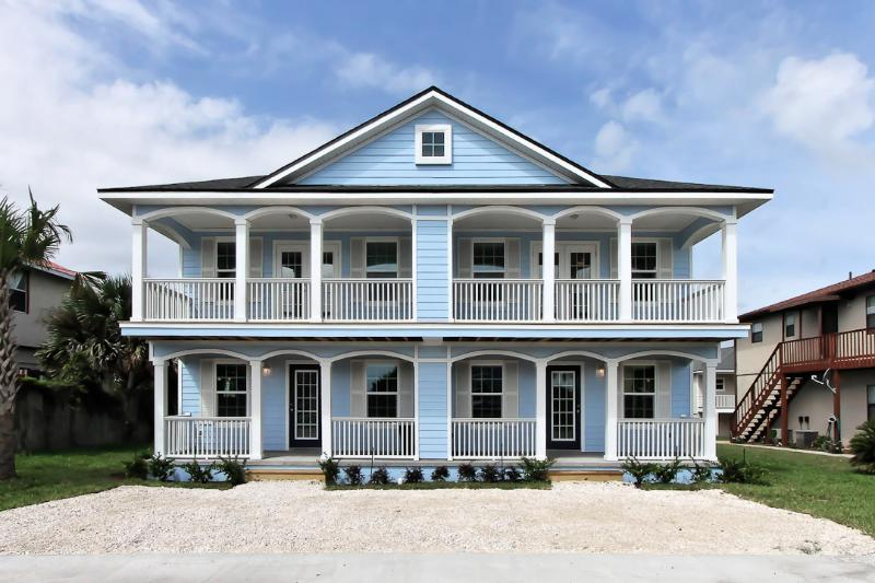 Avery 's Ocean View New Construction Duplex - Image 1 - Saint Augustine Beach - rentals