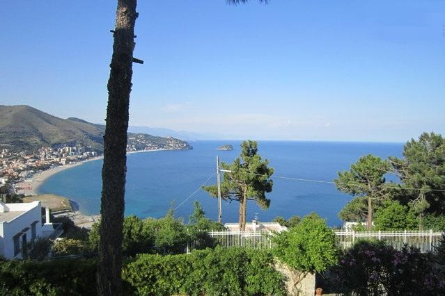 View - Amazing Villa on the Gulf - Noli/Varigotti 2BR- 6P - Noli - rentals