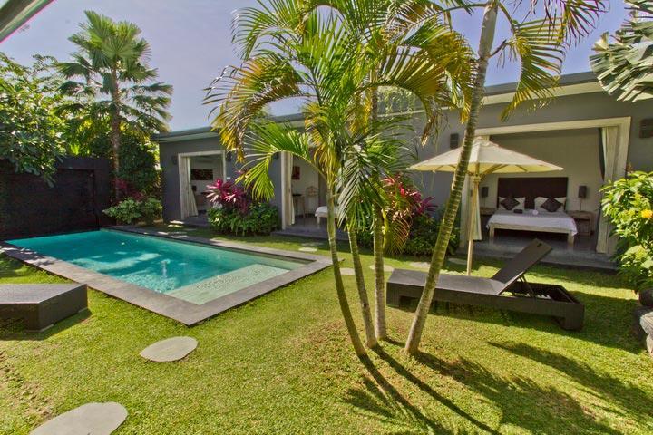 3Br & pool Seminyak Jl Mertanadi 10min Beach - Image 1 - Seminyak - rentals