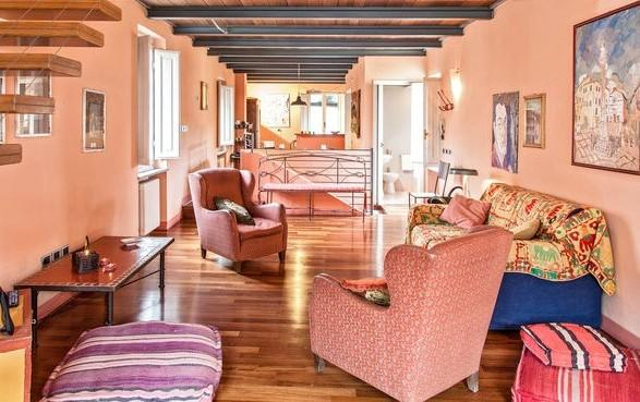 La Fratta Splendid Attic with 2 bathrooms and View - Image 1 - Lucca - rentals