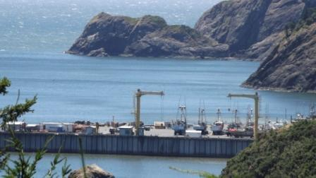 View From Vacation Home - Breakers Reef Estate & Manor House - Port Orford - rentals