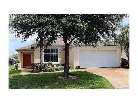 Front - LUXURY GOLF VILLA WITH PRIVATE POOL AT SOUTHERN DUNES GOLF & COUNTRY CLUB - Haines City - rentals