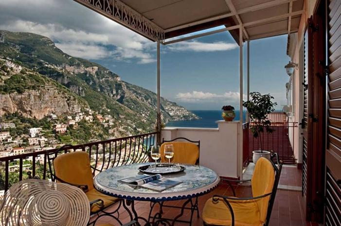 Apartment Pandora in Positano - Image 1 - Positano - rentals