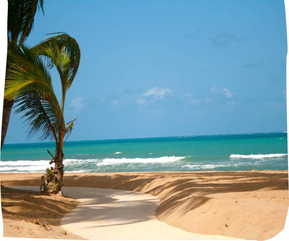 Walk to embrace the waves--sooo close! - Deluxe Two Bedroom Villa DIRECTLY on the ocean. - Rio Grande - rentals