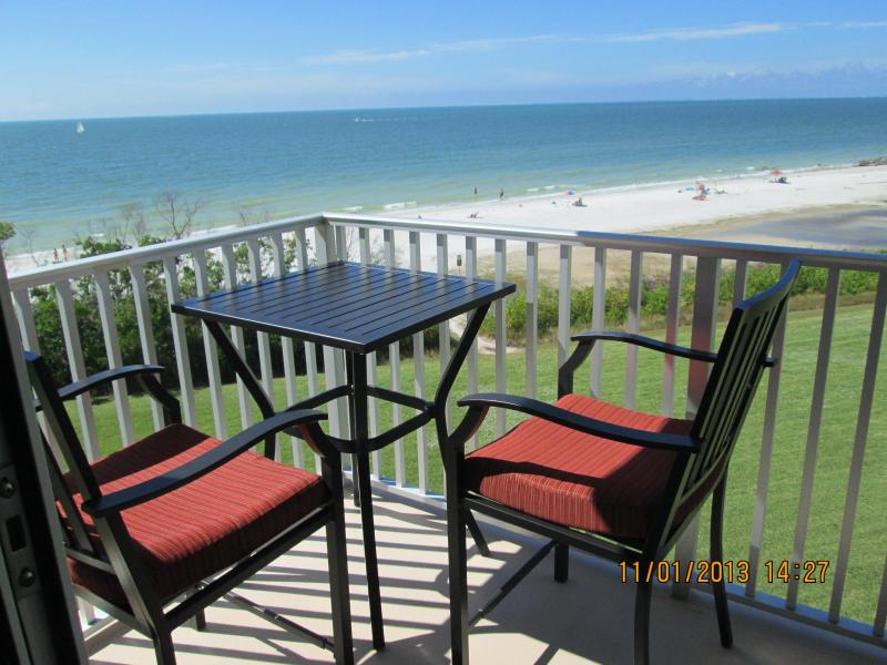 BALCONY - FORT MYERS BEACH FRONT CONDO - Fort Myers Beach - rentals