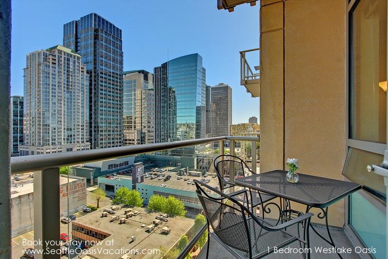 1 Bedroom Westlake Oasis-Free Parking on all stays! - Image 1 - Seattle - rentals
