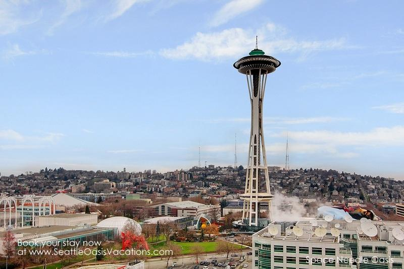 2 Bedroom Space Needle Oasis - Image 1 - Seattle - rentals