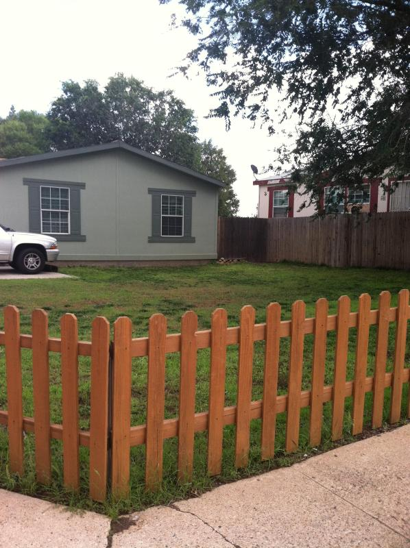Side yard of home - Flagstaff Vacation Rental - Flagstaff - rentals