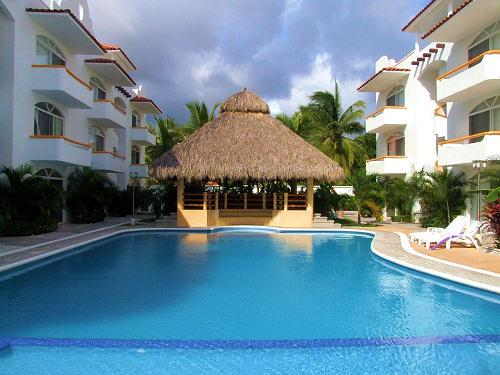 ALBERCA Y PALAPA - Excellent location Condo  Ixtapa for Rent - Ixtapa - rentals