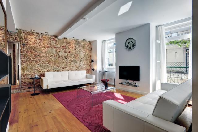 BAIXA 2 Lisbon Center - Image 1 - Lisbon - rentals