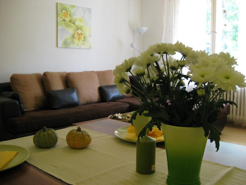 Villy-Berlin Apartment - Image 1 - Berlin - rentals