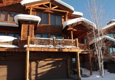 3001 Mountaineer Circle - Luxury town home with private hot tub and shuttle - Steamboat Springs - rentals