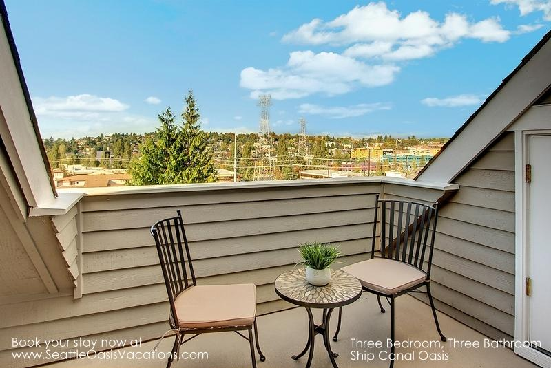 3 Bedroom 3 Bath Ship Canal Oasis - Image 1 - Seattle - rentals