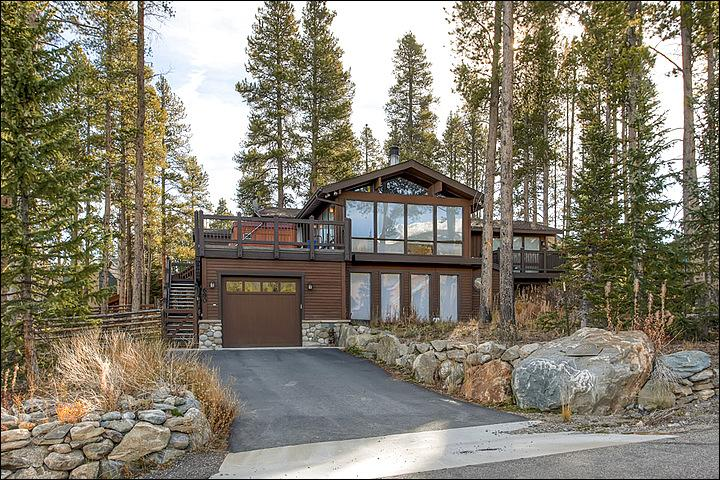 Secluded Lonestar Lodge - Recently Remodeled - Luxury Home (13238) - Breckenridge - rentals