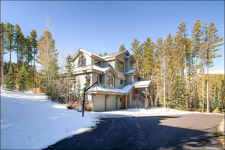 Luxurious Ski-In/Ski-Out Boulder Ridge Lodge - Can Arrange up to 20 Beds - Luxury Home (13279) - Breckenridge - rentals