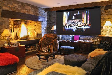Incredible ski in/ski out Chalet Himalaya with heated pool and massage room - Image 1 - Val-d'Isère - rentals