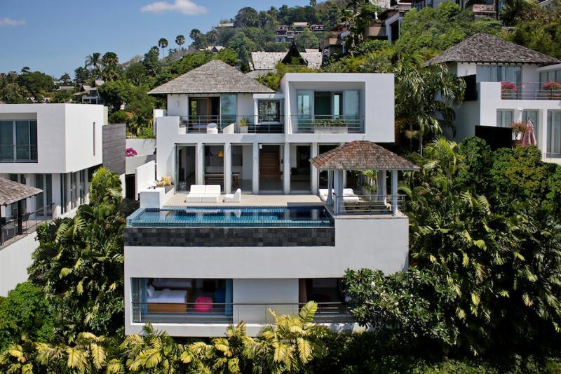 Villa Sammasan - 3BR Luxury Ocean View Surin Beach - Image 1 - Cherngtalay - rentals