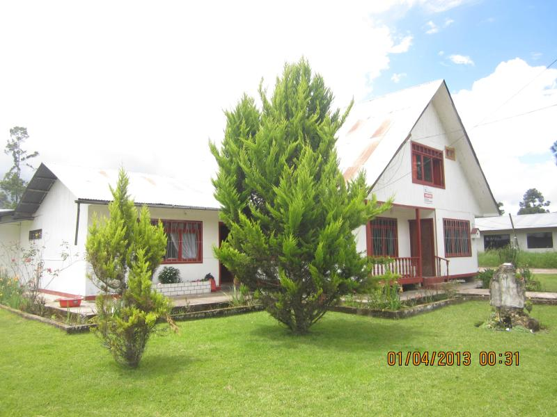 front view - Rent house in Oxapampa-Peru,German-Austrian Colony - Oxapampa - rentals