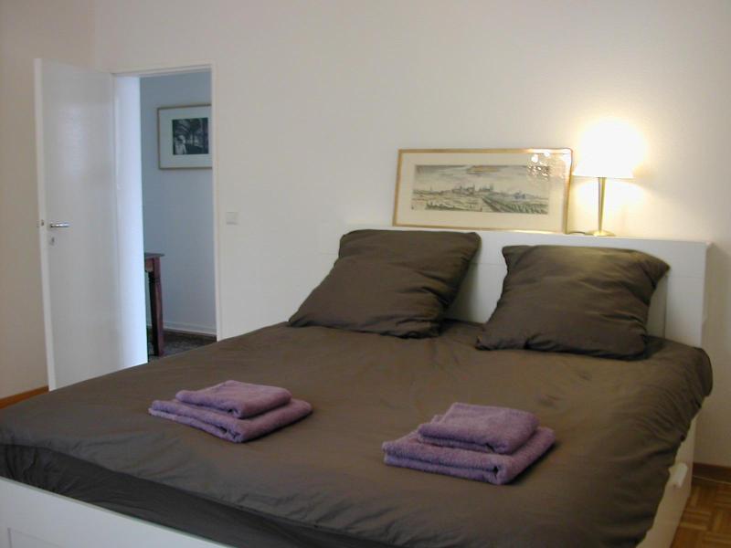 King size bed - Vacation in Berlin - Kreuzberg - Berlin - rentals