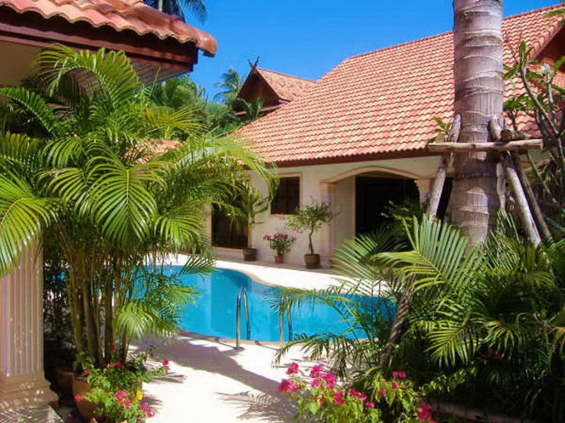 "BEAUTIFUL PHI PHI DON VILLA - ""PHI PHI DON"" Exclusive Coconut Paradise Villa !!! - Nai Harn - rentals"