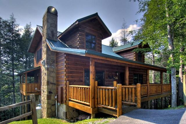 3 BR Gated Resort Cabin in the Smokies - 1c295d38-303d-11e3-b855-782bcb2e2636 - Sevierville - rentals