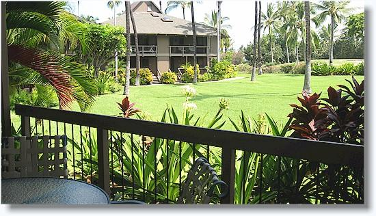Kanaloa 1101, 2/2 Golf view NO BOOKING FEE - Image 1 - Kailua-Kona - rentals