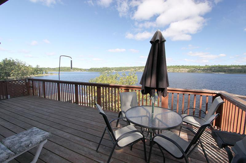Moon Basin Marina cottage (#804) - Image 1 - Parry Sound - rentals