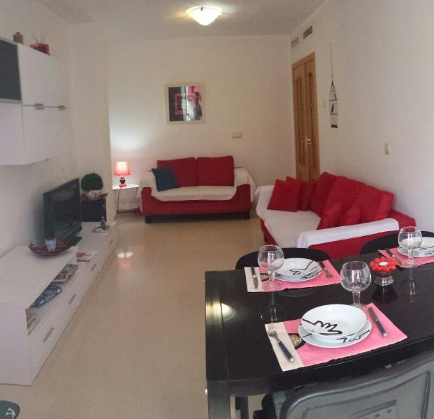 LIVING ROOM - New, Spacious, Confortable With Wifi - Valencia - rentals