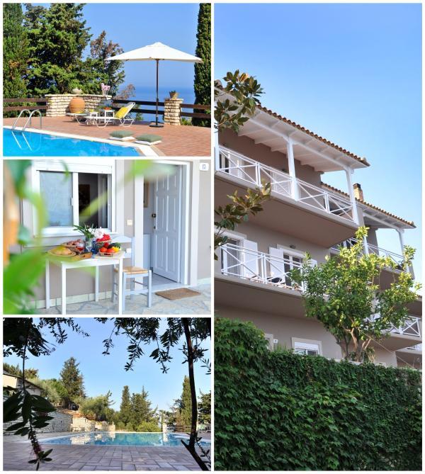Myrto Vacation Relaxing Homes Lefkada Greece - Myrto Vacation Relaxing Homes -  Lefkada - Agios Nikitas - rentals