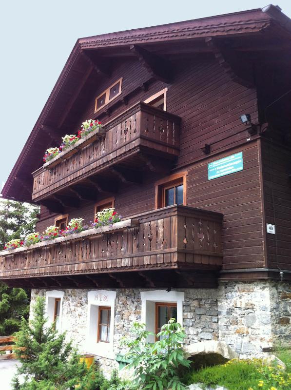Authentic apartment in Austria, Heiligenblut - Image 1 - Heiligenblut - rentals