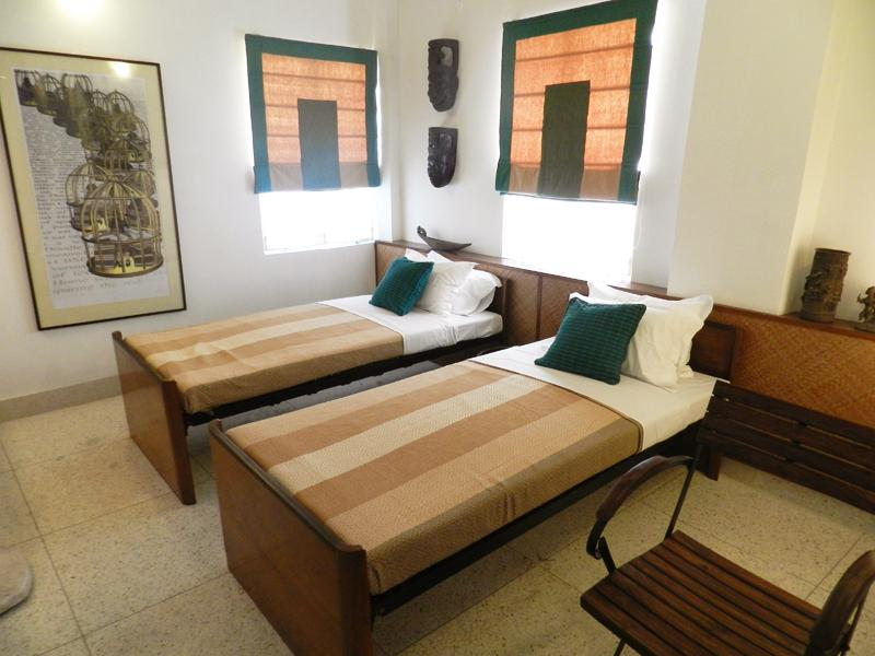 Twin Beds - The Studio on the terrace - Kolkata (Calcutta) - rentals