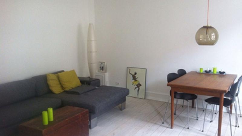 Guldbergsgade Apartment - Cozy Copenhagen apartment near trendy Sankt Hans Square - Copenhagen - rentals