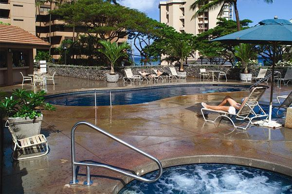 Kahana Villas Pool - Kahana Villa 2017 - Lahaina - rentals