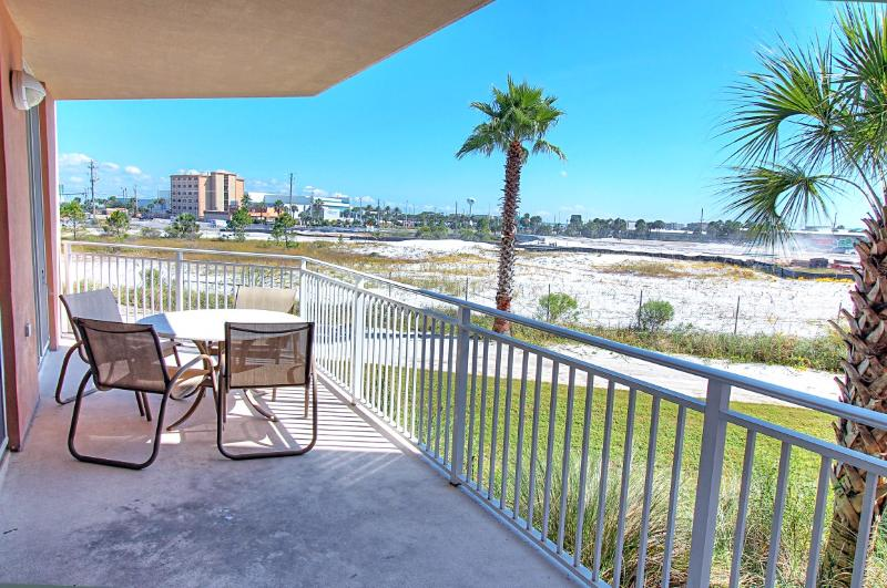 Waterscape 131-A -  10% off stays 3/1 - 4/11/15! 2BR/2.5 BA with Exterior Patio on Okaloosa Island! - Image 1 - Fort Walton Beach - rentals