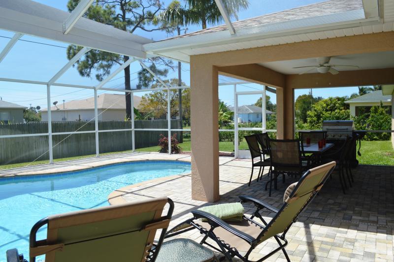Villa Hiatus - Heated pool, beautiful furnished - Image 1 - Cape Coral - rentals