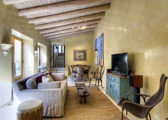 CASA AMARILLA - Image 1 - Santa Fe - rentals