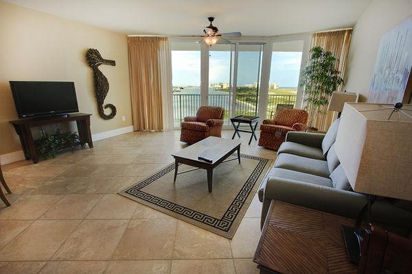 Beautiful CARIBE condo with Private Balcony - Image 1 - Orange Beach - rentals