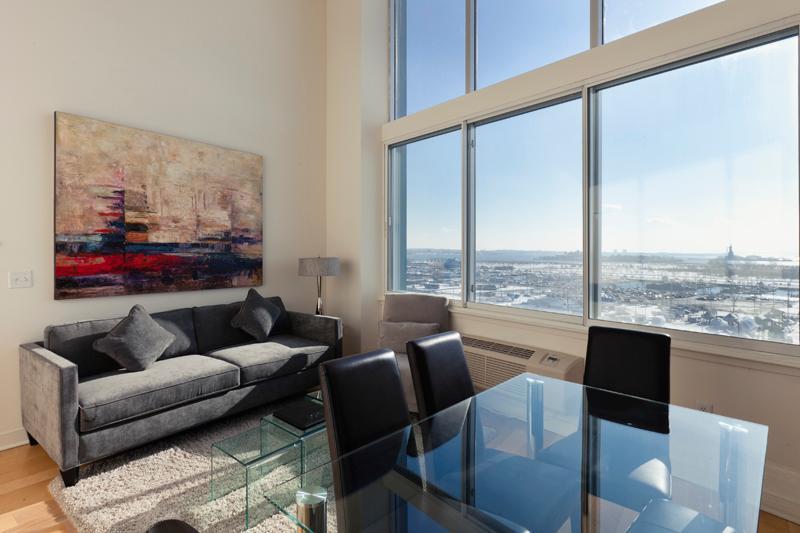 Sky City at Liberty view I- 2 bedroom duplex - Image 1 - Jersey City - rentals