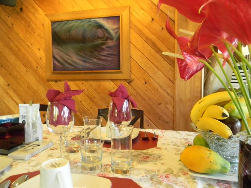 Dining Room - PRIVATE GUEST HOUSE NEAR THE VOLCANO - Keaau - rentals