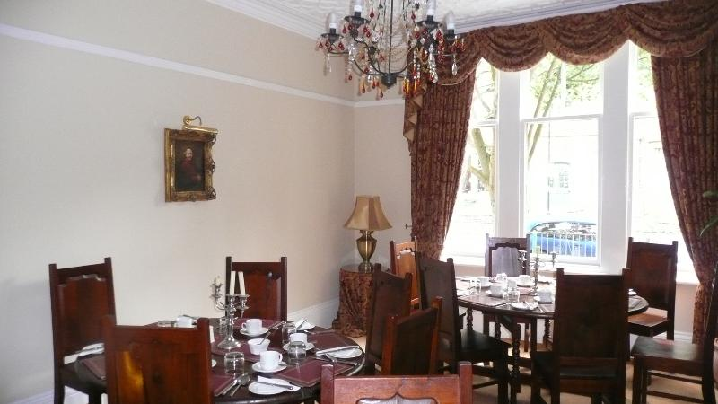 Dining Room - Derwentlea Guest House - Bed & Breakfast Carlisle - Carlisle - rentals