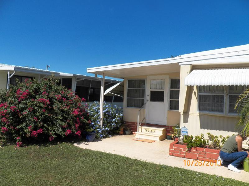 front view - Florida Gulf Coast - North Fort Myers - rentals