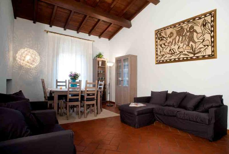 Living room - Charming apartment in Lucca - Lucca - rentals