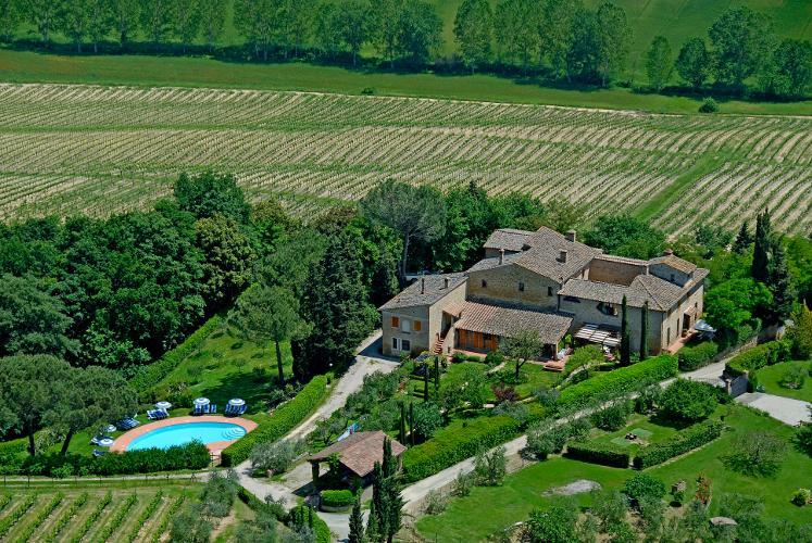 Agriturismo La Ripa - Fienile - Image 1 - San Gimignano - rentals