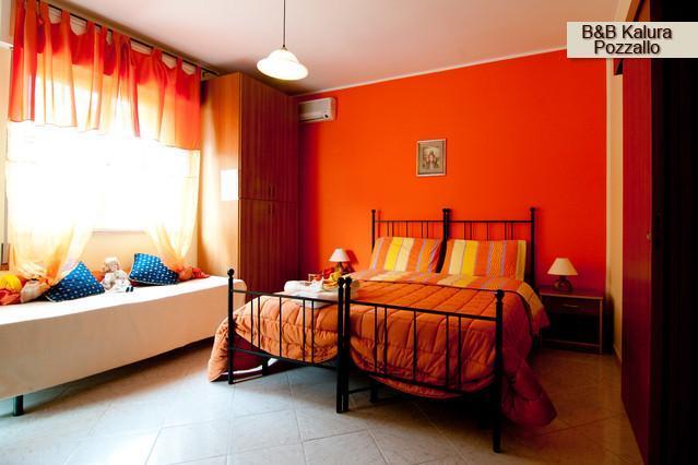 Camera matrimoniale ippocampo - bed and breakfast in Sicilia sul mare - Pozzallo - rentals
