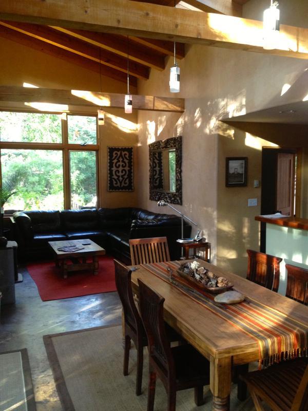 Beautiful Modern Cabin INSIDE Santa Fe Nat. Forest - Image 1 - Santa Fe - rentals