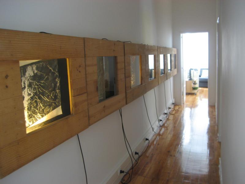 Entrance corridor towards living room - Lisbon Storey: your own palace in Alfama! - Lisbon - rentals